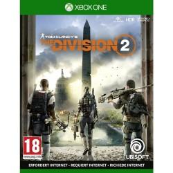 XONE THE DIVISION 2 OCC - Jeux Xbox One au prix de 9,95€
