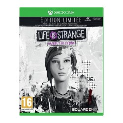 XONE LIFE IS STRANGE BEFORE THE STORM EDITION LIMITEE OCC - Jeux Xbox One au prix de 14,95€