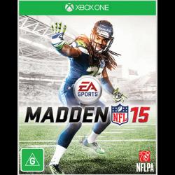XONE MADDEN NFL 15 OCC - Jeux Xbox One au prix de 4,95€