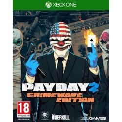 XONE PAYDAY 2 CRIMEWAVE EDITION OCC - Jeux Xbox One au prix de 14,95€