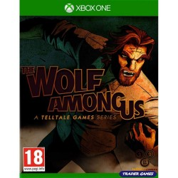 XONE THE WOLF AMONGS US OCC - Jeux Xbox One au prix de 9,95 €