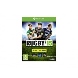 XONE RUGBY 15 OCC - Jeux Xbox One au prix de 9,95€