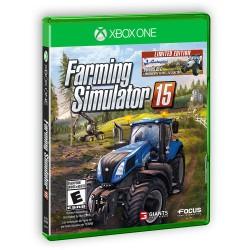 XONE FARMING SIMULATOR 15 OCC - Jeux Xbox One au prix de 9,95€