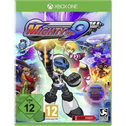 XONE MIGHTY NO. 9 OCC - Jeux Xbox One au prix de 9,95 €