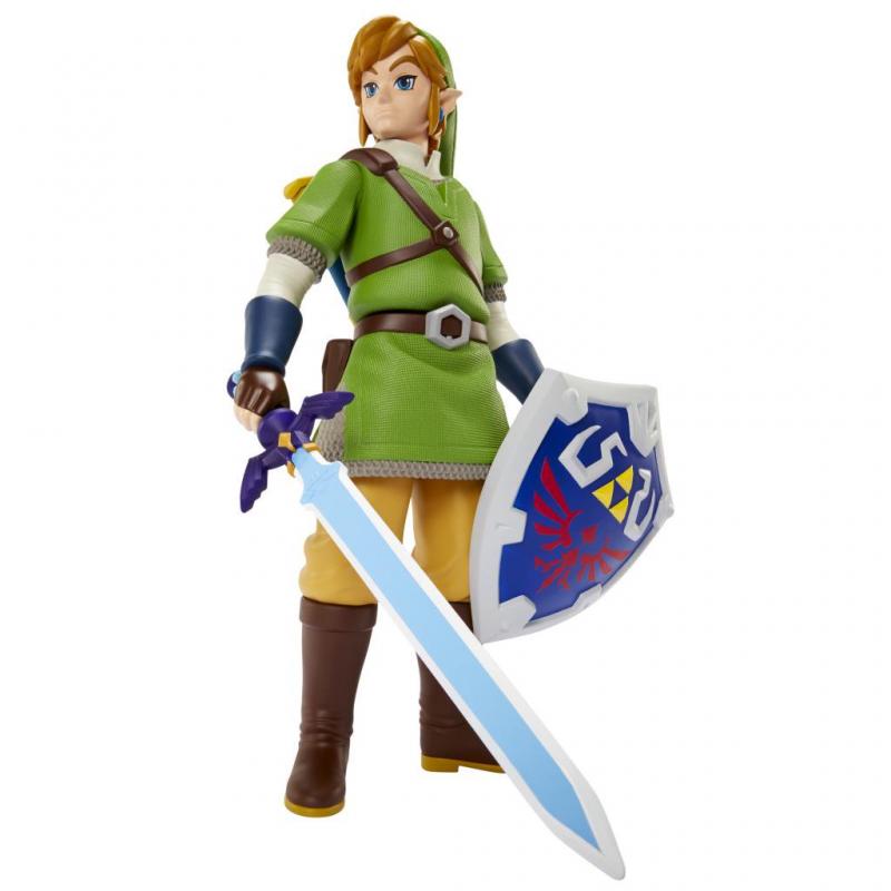 FIGURINE LINK 50 CM SKYWARD SWORD - Figurines au prix de 34,95€