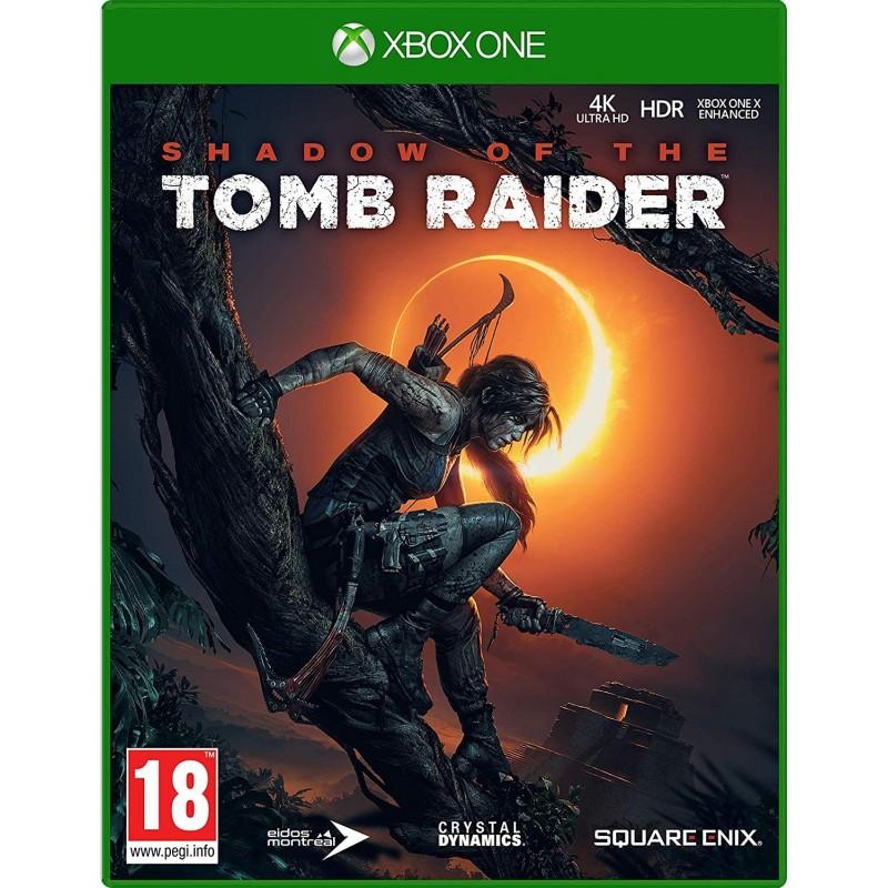 XONE SHADOW OF THE TOMB RAIDER OCC - Jeux Xbox One au prix de 19,95€