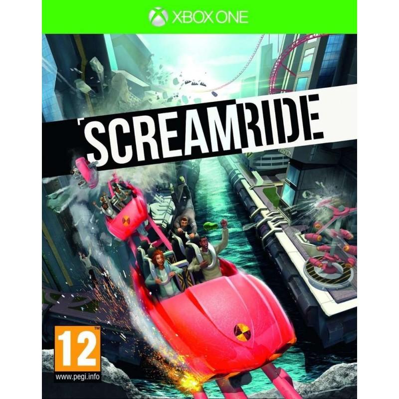 XONE SCREAMRIDE OCC - Jeux Xbox One au prix de 4,95€