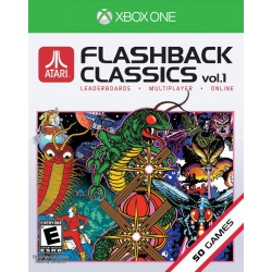XONE ATARI FLASHBACK CLASSICS VOLUME 1 OCC - Jeux Xbox One au prix de 9,95€