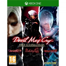 XONE DEVIL MAY CRY HD COLLECTION OCC - Jeux Xbox One au prix de 19,95€