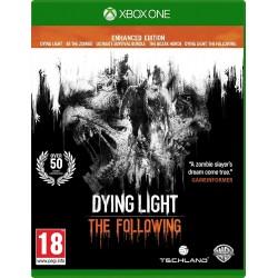 XONE DYING LIGHT THE FOLLOWING OCC - Jeux Xbox One au prix de 12,95€