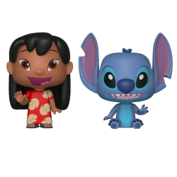 FUNKO VINYL LILO AND STITCH DUO PACK - Figurines au prix de 19,95 €