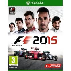 XONE F1 2015 OCC - Jeux Xbox One au prix de 4,95€