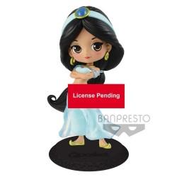 Q POSKET DISNEY JASMINE PASTEL COLOR 14CM - Figurines au prix de 27,95€