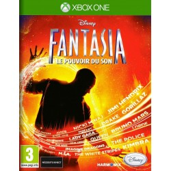 XONE FANTASIA LE POUVOIR DU SON OCC - Jeux Xbox One au prix de 6,95€