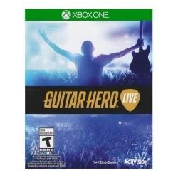 XONE GUITAR HERO LIVE OCC - Jeux Xbox One au prix de 9,95€