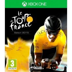 XONE LE TOUR DE FRANCE SAISON 2015 OCC - Jeux Xbox One au prix de 3,95€