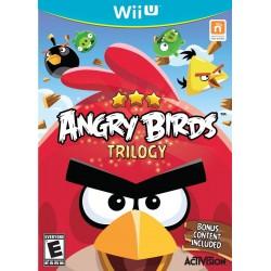 WIU ANGRY BIRDS TRILOGY - Jeux Wii U au prix de 19,95€
