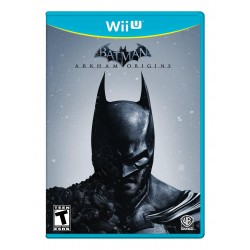 WIU BATMAN ARKHAM ORIGINS - Jeux Wii U au prix de 6,95€