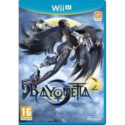 WIU BAYONETTA 2 - Jeux Wii U au prix de 14,95€