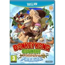 WIU DONKEY KONG COUNTRY TROPICAL FREEZE - Jeux Wii U au prix de 19,95€