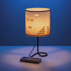 LAMPE CHEVET NINTENDO MARIO NES 30 CM - Lampes Décor au prix de 34,95€