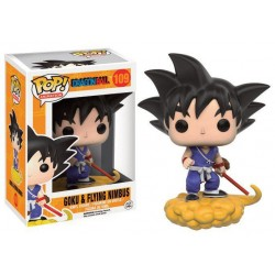 POP DRAGON BALL 109 GOKU ET NUAGE - Figurines POP au prix de 14,95 €