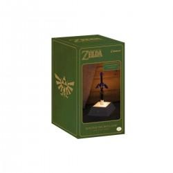 LAMPE ZELDA EPEE MAITRE 30 CM - Lampes Décor au prix de 34,95€