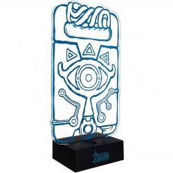 LAMPE ZELDA TABLETTE SHEIKAH - Lampes Décor au prix de 29,95€