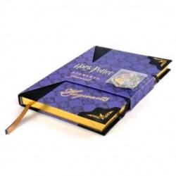 CARNET HARRY POTTER LE JOURNAL DE POUDLARD NOBLE COLLECTION - Papeterie au prix de 29,95€