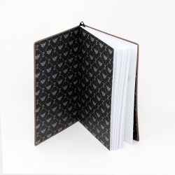 NOTEBOOK A5 ZELDA SAGE SYMBOLS - Papeterie au prix de 6,95€