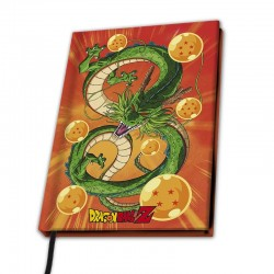 NOTEBOOK DRAGON BALL Z SHENRON - Papeterie au prix de 9,95 €