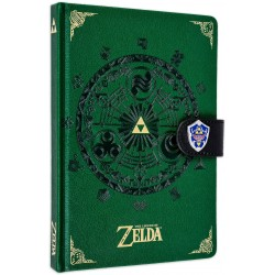 NOTEBOOK ZELDA A5 PYRAMID INTERNATIONAL - Papeterie au prix de 12,95 €