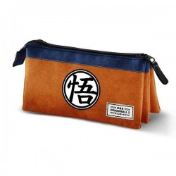 TROUSSE DRAGON BALL SYMBOL TRIPLE - Papeterie au prix de 12,95 €