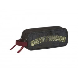 TROUSSE HARRY POTTER DOUBLE GRYFFONDOR 21 CM - Papeterie au prix de 11,95€