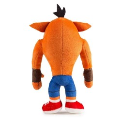 PELUCHE CRASH BANDICOOT CRAZY EYES 20 CM - Peluches au prix de 16,95 €