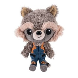 PELUCHE MARVEL GARDIENS GALAXIE ROCKET HERO PLUSHIES 15 CM - Peluches au prix de 14,95 €