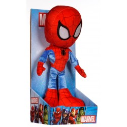 PELUCHE MARVEL SPIDERMAN 25 CM - Peluches au prix de 14,95 €