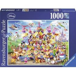PUZZLE DISNEY CARNIVAL 1000 PIECES - Puzzles au prix de 14,95€