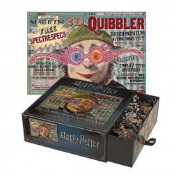 PUZZLE HARRY POTTER THE QUIBBLER MAGAZINE COVER 1000 PIECES - Puzzles au prix de 24,95 €