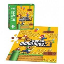 PUZZLE NINTENDO NEW SUPER MARIO BROS 2 EDITION COLLECTOR 500 PIECES - Puzzles au prix de 14,95€