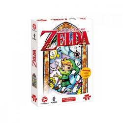 PUZZLE ZELDA LINK WIND WAKER BAGUETTE 360 PIECES - Puzzles au prix de 11,95€