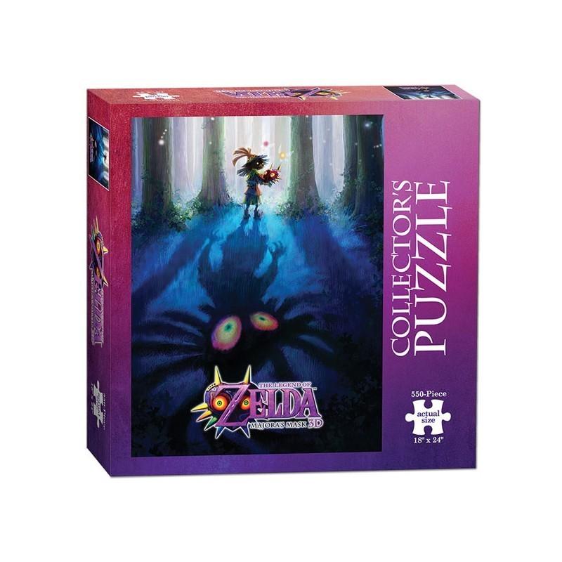PUZZLE ZELDA MAJORA S MASK MONSTER HUNTER 550 PIECES - Puzzles au prix de 14,95€