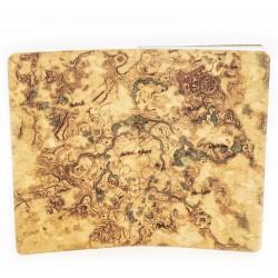 CAHIER ZELDA TABLETTE SHEIKAH - Papeterie au prix de 7,95€