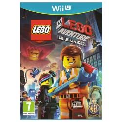 WIU LEGO LA GRANDE AVENTURE LE JEU VIDEO - Jeux Wii U au prix de 14,95€