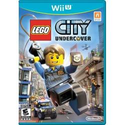 WIU LEGO CITY UNDERCOVER - Jeux Wii U au prix de 14,95€