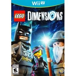 WIU LEGO DIMENSIONS - Jeux Wii U au prix de 14,95€