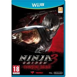 WIU NINJA GAIDEN 3 RAZORS EDGE - Jeux Wii U au prix de 14,95€