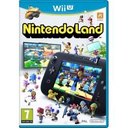 WIU NINTENDOLAND - Jeux Wii U au prix de 12,95€