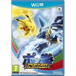 WIU POKKEN TOURNAMENT - Jeux Wii U au prix de 19,95€