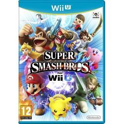 WIU SUPER SMASH BROS - Jeux Wii U au prix de 19,95€